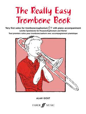 Really Easy Trombone Book Product Image