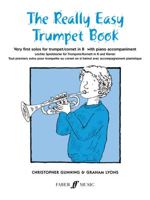 C. Gunning: Really Easy Trumpet Product Image