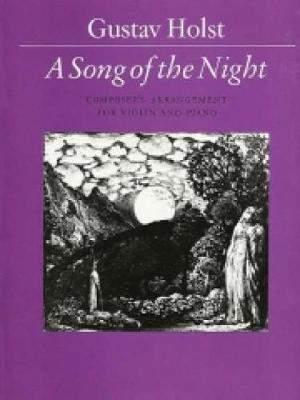 Gustav Holst: A Song of the Night