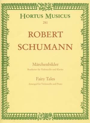 Schumann, R: Maerchenbilder. Fairy Tales Op.113