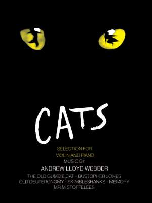 Lloyd Webber, Andrew: Cats Selection (violin and piano)