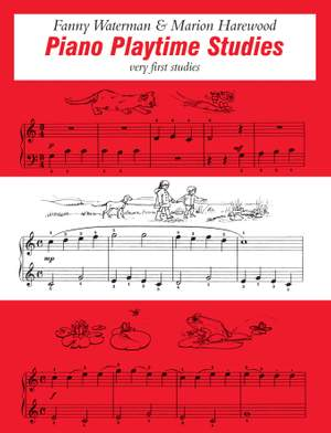 Fanny Waterman_M. Harewood: Piano Playtime Studies