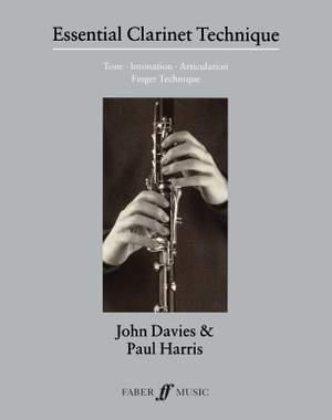 Davies, J: Essential Clarinet Technique