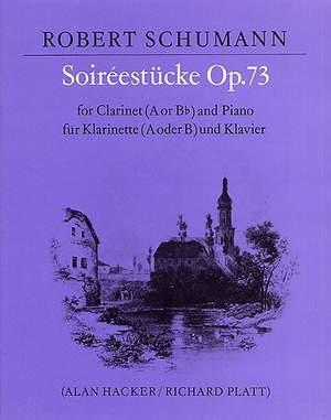 Robert Schumann: Soireestucke Op.73