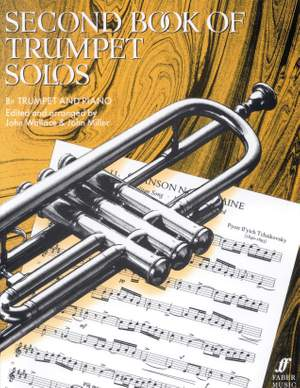 John Wallace_J. Miller: Second Book of Trumpet Solos