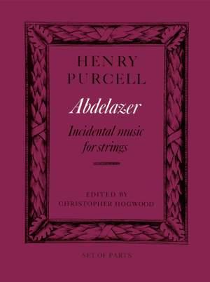 Henry Purcell: Abdelazer