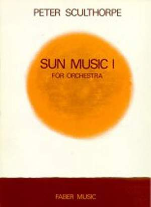 Peter Sculthorpe: Sun Music I for orchestra