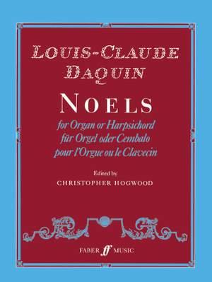 Daquin, Louis Claude: Noels (organ)