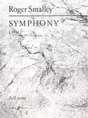 Roger Smalley: Symphony