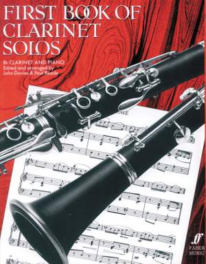 J. Davies_P. Harris: First Book of Clarinet Solos
