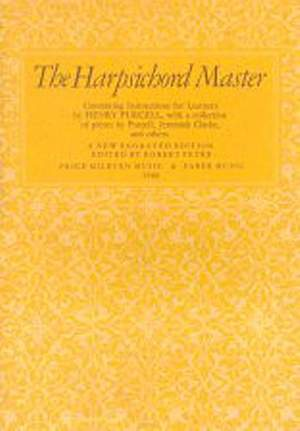 Henry Purcell: The Harpsichord Master