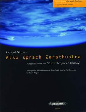 Strauss, R: Also sprach Zarathustra (Opening Theme)