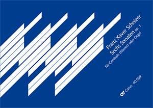 Schnizer: Sechs Sonaten