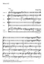 Caldara: Missa in G (Messe in G) (G-Dur) Product Image