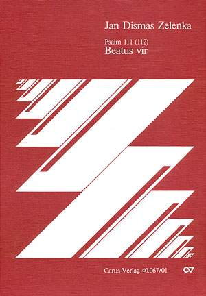 Zelenka: Beatus vir (ZWV 76; C-Dur)