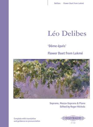 Delibes, L: Duet from 'Lakmé'