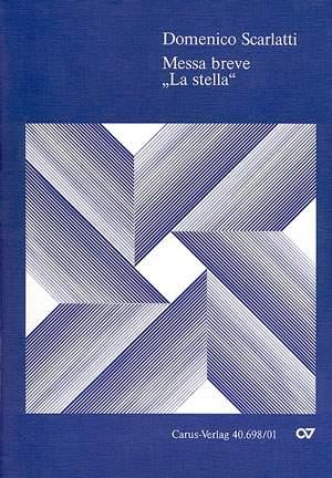 Scarlatti: Messa breve