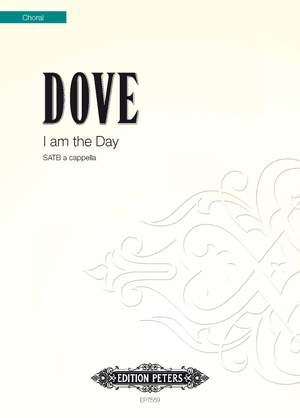 Dove, J: I am the Day