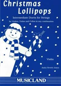 Hewitt-Jones, A: Christmas Lollipops