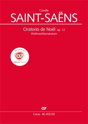 Saint-Saëns: Oratorio de Noël, Op.12