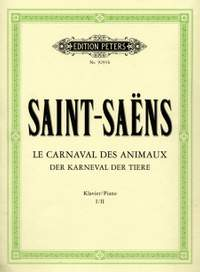 Saint-Saëns, C: Carnival of the Animals