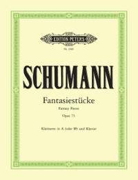 Schumann, R: Fantasy Pieces Op.73