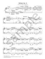 Chopin: Ballades Product Image