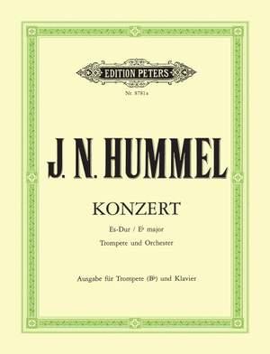 Hummel, J: Trumpet Concerto
