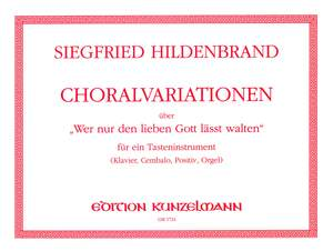 Hildenbrand, Siegfried: Choralvariationen