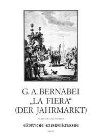 Bernabei, Giovanni Antonio: Der Jahrmarkt