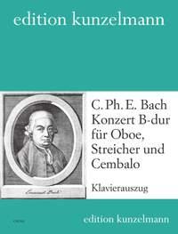 Bach, Carl Philipp Emanuel: Konzert für Oboe B-Dur