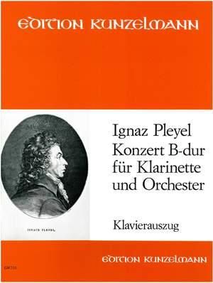 Pleyel, Ignaz Josef: Konzert für Klarinette Nr. 2 B-Dur