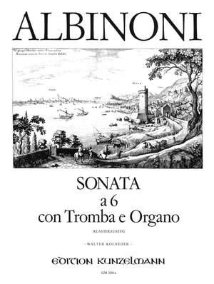 Albinoni, Tommaso: Sonata a 6