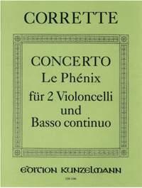Corrette, Michel: Concerto Le Phénix