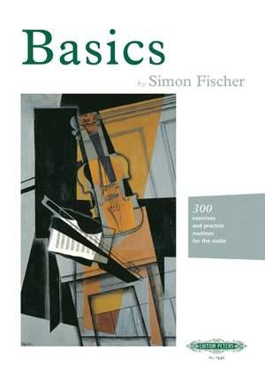 Fischer, S: Basics, by Simon Fischer