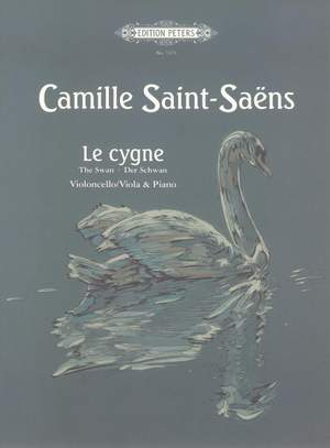 Saint-Saëns, C: The Swan (Le cygne) from 'Carnival of the Animals'