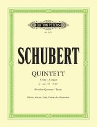 Schubert: Quintet in A 'Trout' Op.114/D667