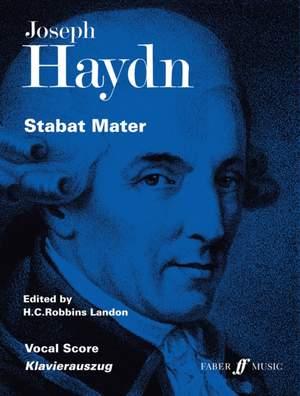 Franz Joseph Haydn: Stabat Mater