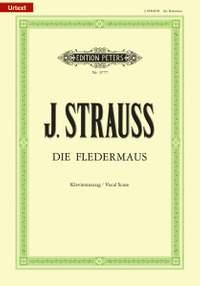 Strauss, J: Fledermaus,Die (Comic Opera in 3 Acts)