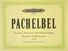 Pachelbel, J: Organ Works, in 2 volumes, Vol.2