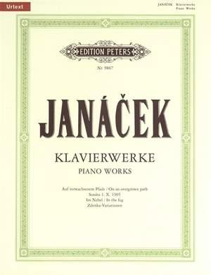 Janáček, L: Piano Works