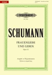 Schumann, R: Frauenliebe und Leben Op.42