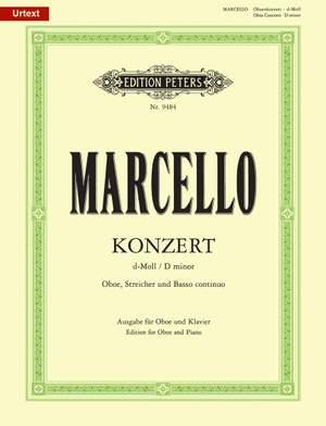 Marcello, A: Oboe Concerto in d minor