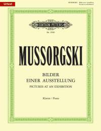 Mussorgsky, M: Pictures at an Exhibition