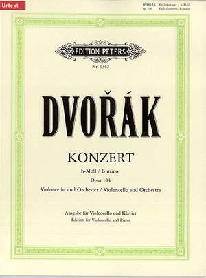 Dvorák: Concerto in B minor Op.104