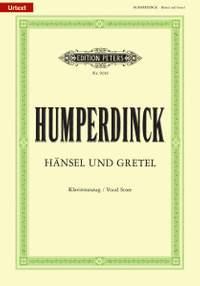 Humperdinck, E: Hänsel und Gretel