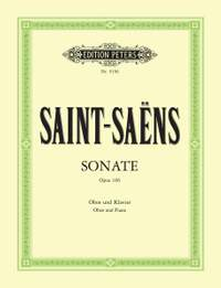 Saint-Saëns, C: Oboe Sonata Op.166