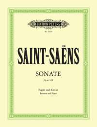 Saint-Saëns, C: Sonata Op.168