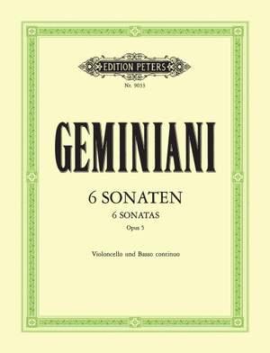 Geminiani, F: 6 Sonaten op. 5