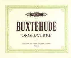 Buxtehude, D: Organ Works Vol.2
